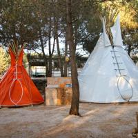 Camping Indiani Jones