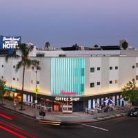 Beverly Laurel Motor Hotel
