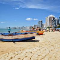 Apartamento Praia de Itaparica c/ WI-FI