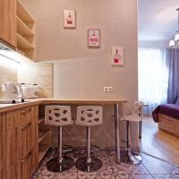 RIGAAPARTMENT Gertruda Apartments & Restaurant