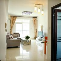 Train Station Wucun Dongping Mountain Two Bedroom Apartment