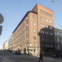 Studio apartment in Helsinki, Kalevankatu 22 (ID 1059)