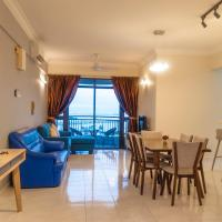 Panoramic 180 Cozy Suite at Penang Island by D Imperio Homestay