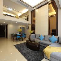 WAIFIDEN service Apartment Zhongyong Jinyu Branch