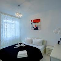 White & Black Apartments