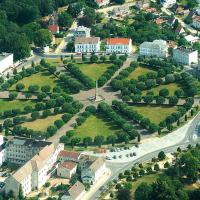 Ferienwohnung Rügen Findling Putbus