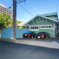 Waikiki Historical Heritage Home