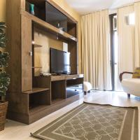 Ipanema - Luxuoso Flat com Piscina, Sauna e Garagem.
