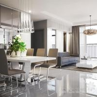 3BRs-City View-Rooftop Pool-In the HEART HCM