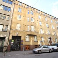 Bright and stylish studio apartment in Helsinki city center (ID 7534)