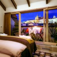 President APT + CONCIERGE by Prague Castle, VIEWS