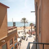 Barcelona Beach Apartments
