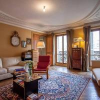 Pleyel - Spacious 5th floor views
