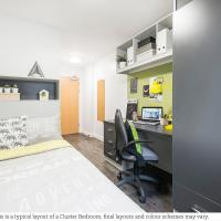 Crescent Place- Campus Accommodation
