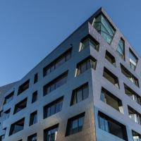 Modern Holiday Apartments in Sapphire by D. Libeskind