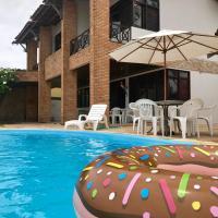 Casa à Beira-mar da Ilha da Crôa