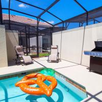 ACO Family - 4 bd with pool and Grill (1817)