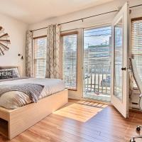 1-Bedroom Condo in Saint Roch