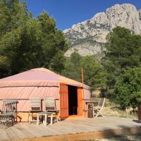 Yurta Naranja