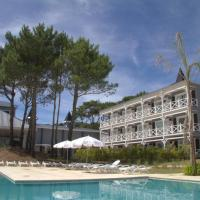 Howard Johnson Hotel & Convention Center Madariaga - Carilo