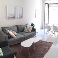 Amplio y luminoso apartamento con vistas