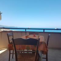 Appartamento al mare con vista mozzafiato