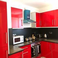 Fabrik Apartments - Blush Suite