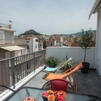 Acropolis Monastiraki Newly Renovated Apartment