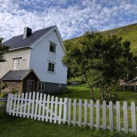 North Cape family lodge