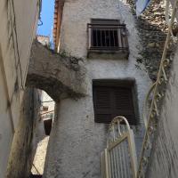 Studio-flat in the historical centre of Scalea
