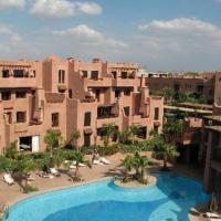 Appartement Al Qantara piscine View