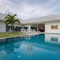 Private 4 bedroom pool villa Hua Hin L28