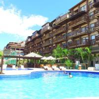 Excelente apartamento no Barra Bali