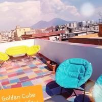 GoldenCube Vesuvio View