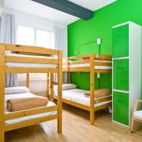 Madrid Motion Hostels(마드리드 모션 호스텔스)