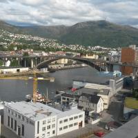 Touristic Choice near Bergen Center