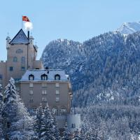 Hotel Schloss Pontresina Family & Spa