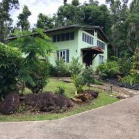 Rainforest Home in El Yunque