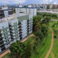 Apartamento Sudoeste vista livre