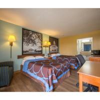 Super 8 by Wyndham Alexandria/Washington D.C. Area