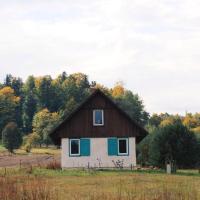 Dwie morgi Roztocza- domek z gliny