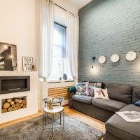 BpR Industrial Fantasy Apartment with A/C