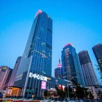 Qingdao Jinshan We+ Holiday Apartment (Wusi Square)