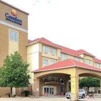Comfort Inn & Suites Near Six Flags & Medical Center