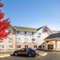 Comfort Suites Columbus West - Hilliard