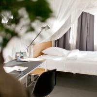 Green Residence Design Loft