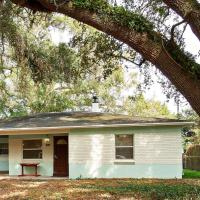 Your Own House in the Heart of Tampa