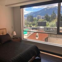 Exclusiva Suite,excelente ubicacion, parqueadero privado. Full equipada