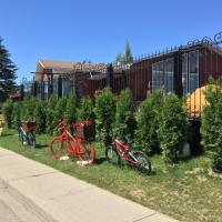 The Calgary Hub hostel style Home