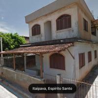 Casa grande a 400m da praia de Itaipava-ES